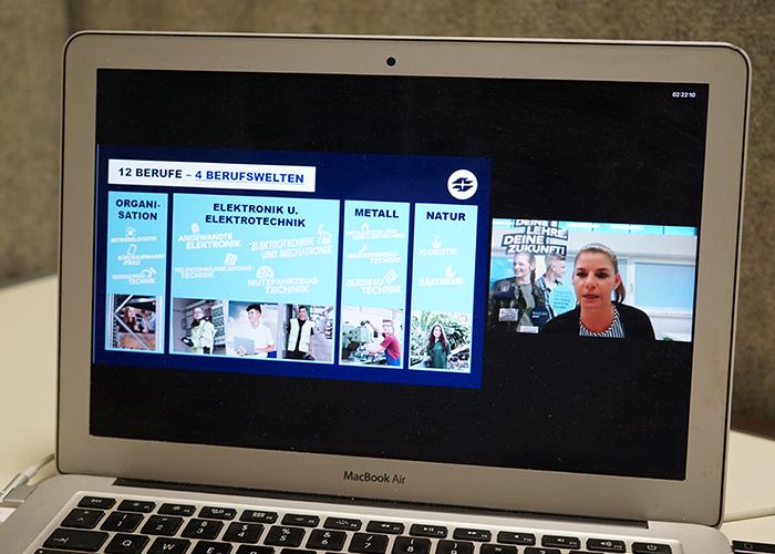Online-Talent-Day Niederösterreich Nord am 9. November